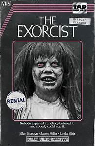 Exorcist VHS Movie Poster 11x17