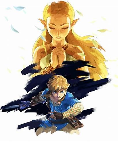 Zelda Link Princess Prepared Legend Play Ganon