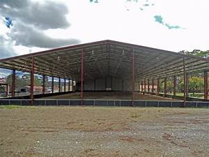 Indoor Horse Arena: Covered Riding Arenas - Techspan