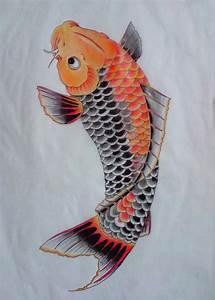 Koi Tattoo Vorlagen : 120 best images about koi fish tattoo designs on pinterest koi fish tattoo koi fish tattoo ~ Frokenaadalensverden.com Haus und Dekorationen