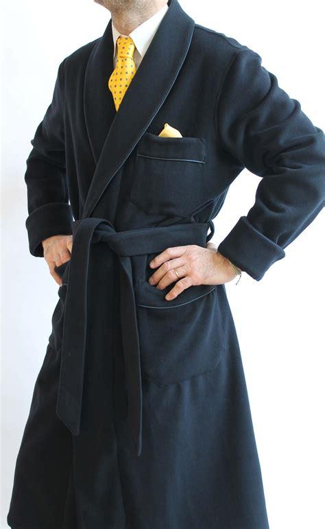 robe de chambre homme cachemire robe de chambre classique pour homme en casmere avec