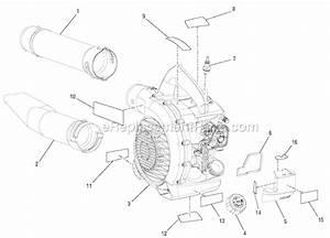 Homelite Ut09520 Parts List And Diagram