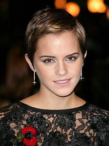 Popular Emma Watson Inspired Short Hairstyles Women