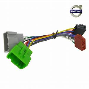 Connects2 Stereo Wiring Harness Adaptor Iso Lead For Volvo