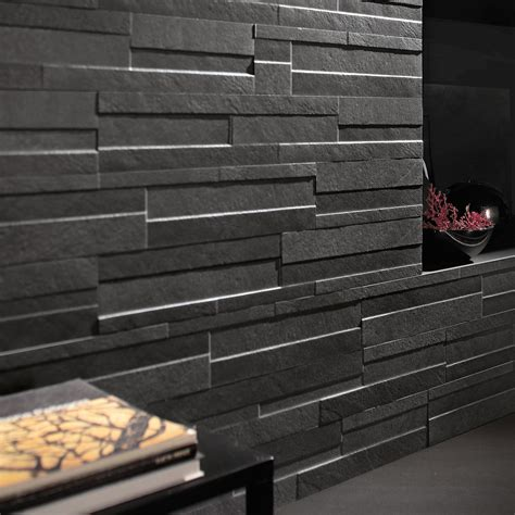 brick effect kitchen tiles ego coal brick effect glazed porcelain wall tile 4882