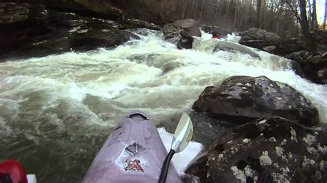 waldens ridge kayaking richland creek dayton tn youtube