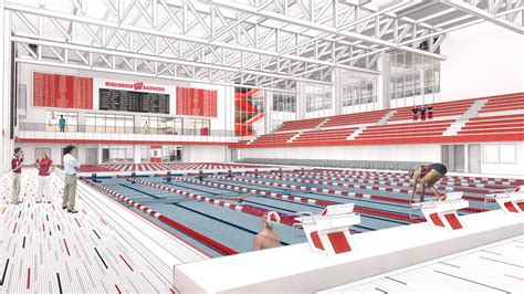 University Of Wisconsinmadison Facilities Collegeswimming