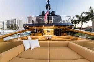 KHALILAH Yacht 48m Palmer Johnson SuperSport Golden Yacht