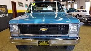 1979 Chevrolet K10 Scottsdale For Sale  88175