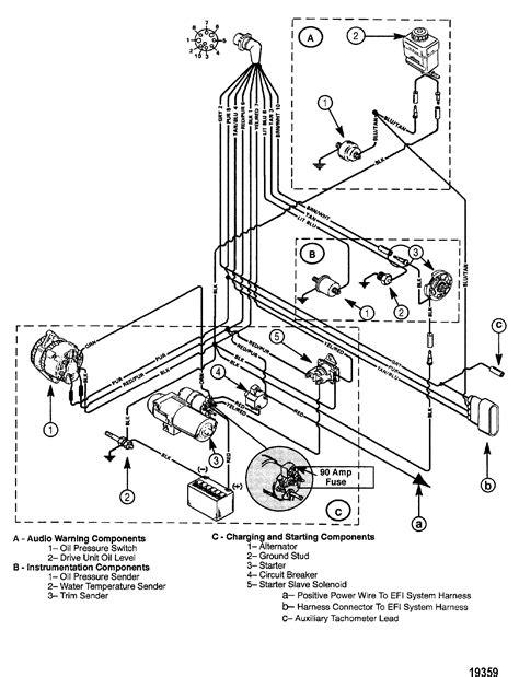 Mercruiser Starter Wiring Diagram Resources
