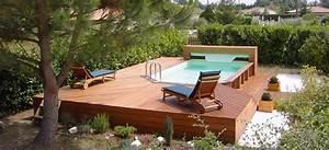 piscine bois hors sol une piscine hors sol With marvelous escalier exterieur leroy merlin 15 les escaliers partie 1 leroy merlin