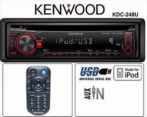 Kenwood Car Radio Installation Manual