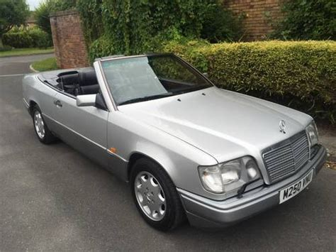 for sale mercedes e320 sportline cabriolet ce 1994 classic cars hq