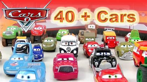 Disney Cars Toys Mini Adventures Car Toys Lightning
