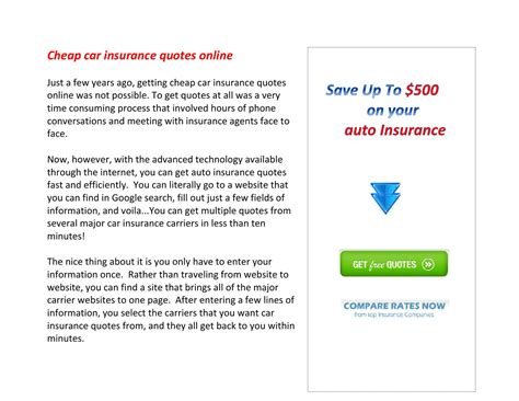 Confused Insurance Compare Cheap Quotes