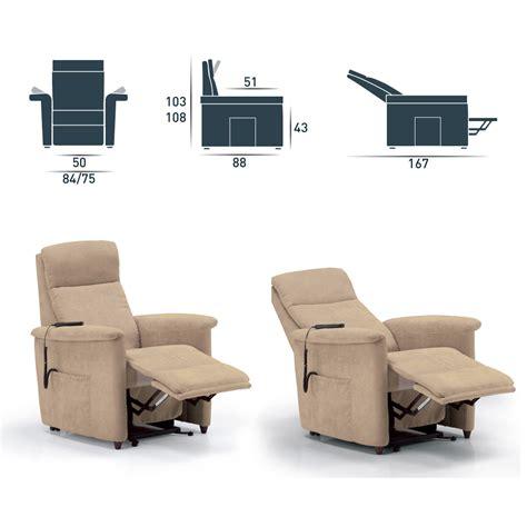 Poltrone Relax Design by Poltrona Relax Alzapersona Di Design Via Firenze 2 Motori