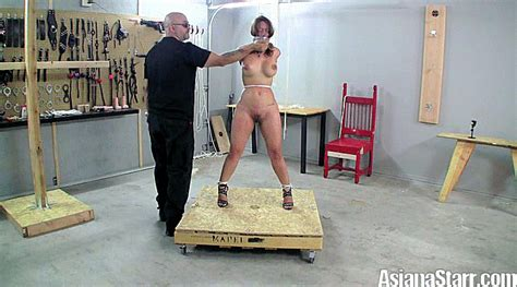 Inescapable Bondage And Brutal Orgasms Collection