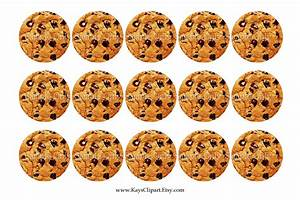 Chip chocolate clipart cookie - Clipart Collection | Yummy ...