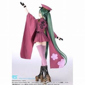 Senbonzakura Outfit for Dollfie Dream Hatsune Miku - Big ...