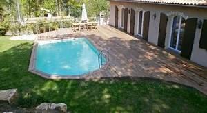 Enterrer Une Piscine Hors Sol : piscine hors sol enterr e ~ Melissatoandfro.com Idées de Décoration