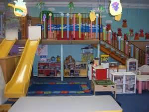 Preschool Kindergarten Classroom