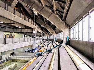 Detail, Of, The, Montreal, Olympic, Stadium, Canada, Oc, 4032