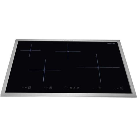 Induction Cooktop Sears by Electrolux E30ic80qss 30 Quot Induction Cooktop Black
