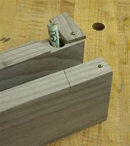 Secret Compartments Woodworker's Edge