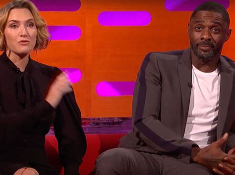 Open Post: Hosted By Kate Winslet Revealing Idris Elba's ...