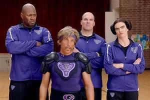 Dodgeball Reunion Ben Stiller Suits Up Omaze Charity