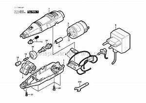 dremel 850 parts list and diagram ereplacementpartscom With dremel tool parts diagram as well as battery charger schematic diagram