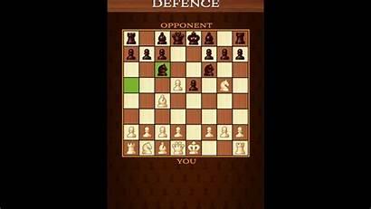 Chess Defense Slav Openings Knights