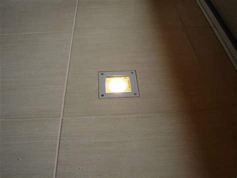 faretti pavimento impianti elettrici alghisi stefano