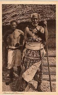 Samoan Traditional Clothes Men