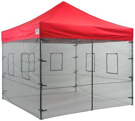 10x10 canopy with walls 10x10 pop up canopy tent sidewalls food service vendor