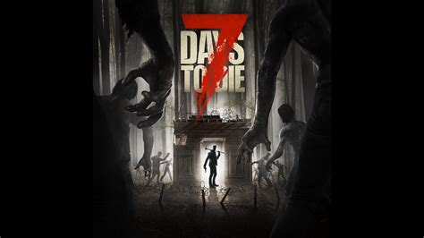 7 Days To Die Game  Ps4 Playstation