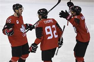 Team approach lifts Canada past Finland into men's hockey ...
