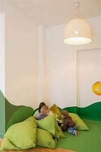 Kita Räume Einrichten : kita einrichtung baukind gr n bodenkissen sitzsack diy kinderzimmer kinder zimmer und ~ Watch28wear.com Haus und Dekorationen