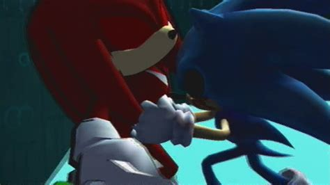sonic exe kills knuckles