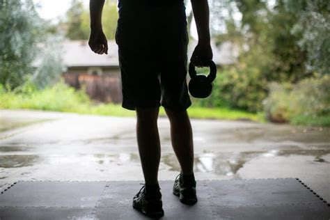 kettlebell calories burn swings many swing silhouette workout results
