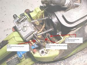 Poulan Wild Thing 2375 Fuel Line Diagram
