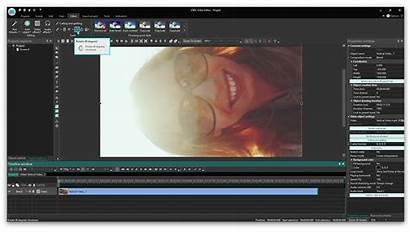 Vertical Rotate Fix Vsdc Editor Horizontally Blurred