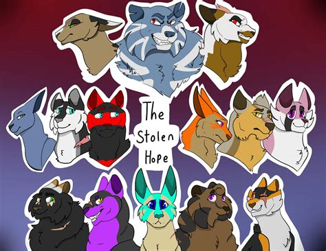 First Post! (The Stolen Hope Poster) | The Stolen Hope! Amino