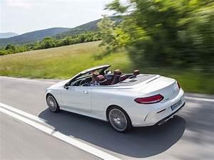 Mercedes Classe C Blanche : mercedes classe c cabriolet 1er contact en vid o youtube ~ Gottalentnigeria.com Avis de Voitures