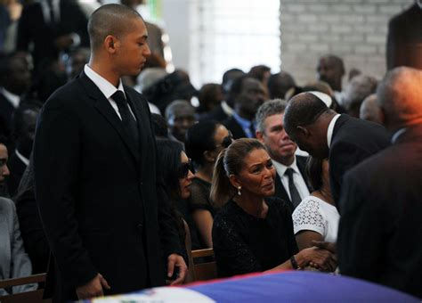 Hundreds In Haiti Attend Funeral For Former Dictator 'baby