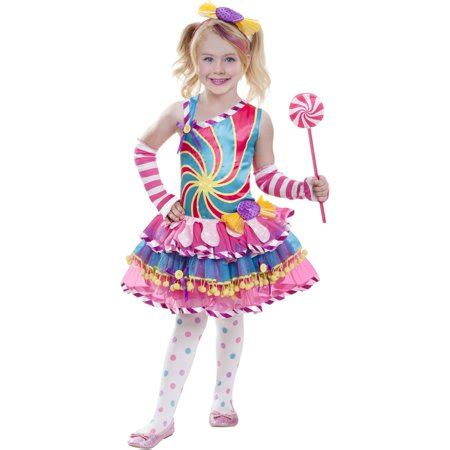 candy girl child halloween costume walmartcom