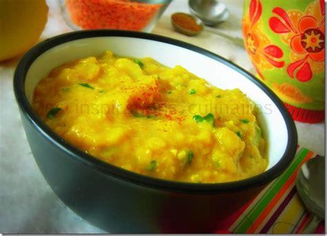 lentilles cuisine soupe de lentilles corail recette egyptienne le