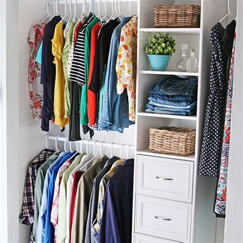 Built In Closet Organization Ideas by How To Build A Closet To Give You More Storage The Home
