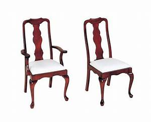 Queen Anne Dining Chair by Keystone