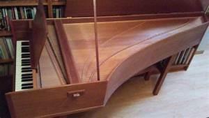 Zuckermann Harpsichord Refurbished  1 Manual  8 U0026 39  4 U0026 39  Mute